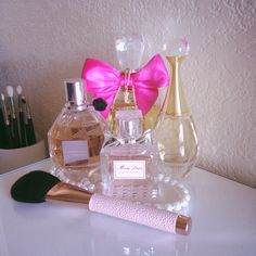 Some Favorites! I love Flowerbomb and Viva La Juicy!