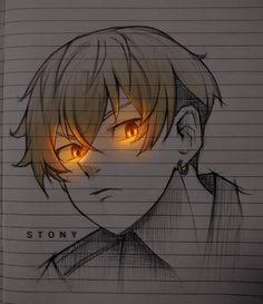 Anime Character Drawing, Cute Anime Character, Anime Chibi, Kawaii Anime, Pokemon Dragon, Neon Evangelion, Cool Anime Pictures, Tokyo Ravens, Mini Canvas Art