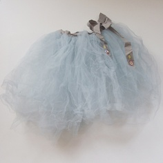 . Blue Grey, Blue And White, Gray, Blue Tutu, Kids Tutu, Girl Closet, Ballet, Girly Girl, Kids Wear