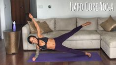 Hard Core Yoga and the 4-Step Flat Stomach Guide - Betty Rocker