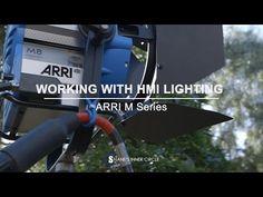 Working with HMI Lighting: ARRI M Series - YouTube