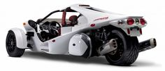 Campagna Motors' T-REX 16S