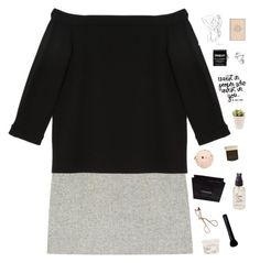 """""""Don't stop believing"""" by starry-nostalgia ❤ liked on Polyvore featuring Atto, TIBI, Chanel, Charlotte Tilbury, Becca, Olivine, Givenchy, Davines, c0smicxcrybabiies and jujusbaes"""