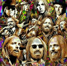 10/02/2017 Tom Petty has a massive heart attack and so far is still on life support. I have always loved his music and always will