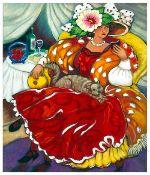 As I Recall~...love the colors...   Linda Carter Holman