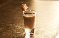 Caramel Pecan Pie Shot with Baileys® Salted Caramel Irish Cream Liqueur