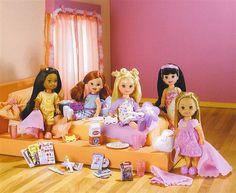 Barbie Kids, Baby Barbie, Barbie Family, Mattel Barbie, Barbie 2000, Barbie Chelsea Doll, Barbie Kelly, Barbie And Ken, Moda Barbie