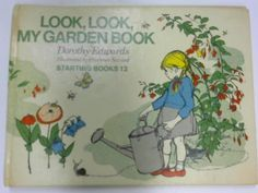 Look, Look, My Garden Book (Dorothy Edwards - 1973) (ID:52866)