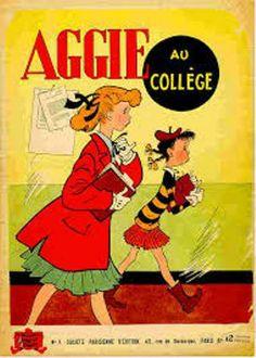Aggie N°7 - Aggie au collège