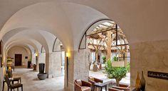 Le Couvent des Minimes, un ancient Couvent Hotel&Spa en Provence, France