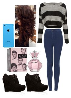 """A cozy, normal day!!"" by vale-mancera ❤ liked on Polyvore featuring Topshop, QED London, Forever 21, OneDirection, lovely, justme, CozySweater and Ihavethatiphone"