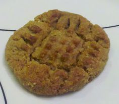 HCG Diet Phase 3 Peanut Butter Cookies