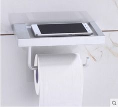 16.26$  Watch here -  New arrival brief aluminum wall mounted Bathroom Lavatory Toilet Paper Holder Tissue Holder and Dispenser paper roll holder  #aliexpress