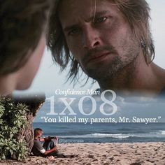 who do you think had the best character development? definitely sawyer. in the beginning, he seemed mean, like a bully. but by season 5, he was the head of security for the dharma initiative and he was going to propose to juliet. i never thought id see him cry but i think claire had the biggest transformation. no questions asked. #lost #losttv #lostabc #lostshow #lostseries #losttvshow #losttvseries #lostedit #lostsceness #confidenceman #sawyer #jamesford #joshholloway @officialjoshholloway