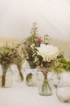 Image by Joseph Hall - Rustic Wedding At Creslow Manor With Bride In Lace Paloma Blanca Gown With Groom In Morning Dress And Bridesmaids In Floral Print Dresses