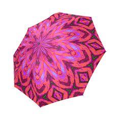 ROSE GARDEN Foldable Umbrella