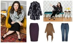 Loving Melissa McCarthy's new Seven7 clothing line for every body! http://thestir.cafemom.com/beauty_style/189673/melissa_mccarthys_new_all_size