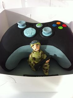 Cake for my husband's birthday :)