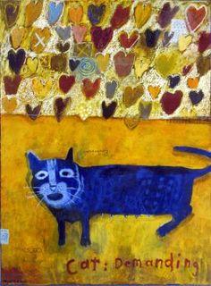 Melinda K. Hall - Cat: Demanding