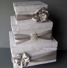 Wedding Card Box Money Box Gift Card Box Holder Custom Made to Order Money Box Wedding, Card Box Wedding, Diy Wedding, Wedding Gifts, Wedding Ideas, Wedding Favors, Wedding Reception, Wedding Stuff, Diy Card Box