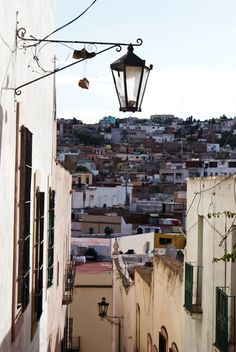 Zacatecas. A beautiful town known for their fabulous silver mines and jewelry.