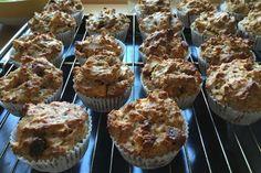 Müsli-Muffins, ein leckeres Rezept aus der Kategorie Snacks und kleine Gerichte. Bewertungen: 21. Durchschnitt: Ø 4,6.