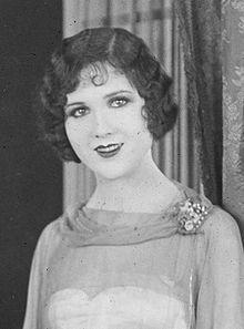 Silent movie star Mary Brian.