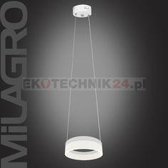Lampa wisząca LED Ring 404.