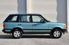 1998 Land Rover Range Rover 4.0 SE 4WD. Selling with no reserve. | eBay