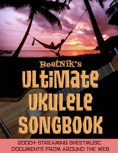 BeatNik's Ultimate Ukulele Songbook | 2000 Ukulele Songs | Chords, Tabs and Notation