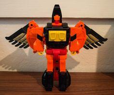 Transformers-Predacon Divebomb