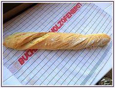 Lecker mit Geri: Baguette (Pain Paillasse) - Вкусна и необикновенна багета