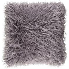 Rational New Perfect Designs Mongolian Faux Fur Pillow Cover Cushion Throw Pillow Case Natural Color 45 X 45 Cm Consumers First Cushion Cover