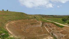 Αρχαίο Θέατρο Σικυώνας - Sikyon Ancient theatre