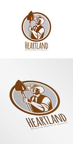 Heartland Gardening Supplies Logo - Logos - 1