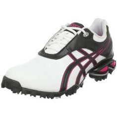 Performance and stability in Women's Golf Shoes! www.BobsGolfStore.com