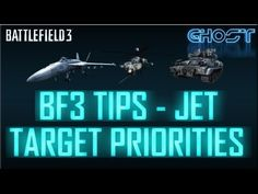 Here come a few tips on jet target priorities, which are the biggest threats, which to kill first, and how to help your team! All to often I see players leap. Battlefield 3 Gameplay, All Video, Priorities, Chopper, Jet, Target, Tips, Movie Posters, Film Poster