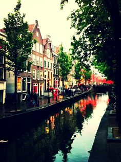 Red district, Amsterdam