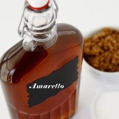 how to make your own amaretto more homemade amaretto homemade alcohol ...