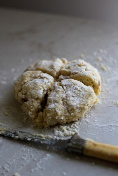 Fig Scones | Making Today Beautiful