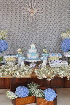 mesa do bolo ;