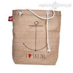 shopping bag nautical / anchor http://zeglarskieklimaty.pl/tekstylny-swiat/297-torba-na-zakupy-sailing.html