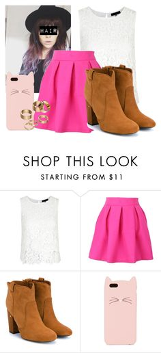 """Untitled #65"" by jmogahed on Polyvore featuring Laurence Dacade, Kate Spade, Apt. 9, women's clothing, women, female, woman, misses and juniors"