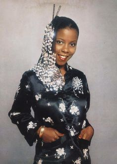 """Patrice Rushen--Composer, Producer, Singer and pianist in the early 1980s, photographed by Bobby Holland. A child prodigy and classically trained pianist, the 1976 USC graduate is best known for her hit songs """"Forget Me Nots"""" """"Haven't You Heard,"""" and """"Remind Me."""" And yes, her beautiful headful of braids! Her songs have been sampled countless times, most notably by Will Smith (""""Men In Black"""") and Mary J. Blige (""""You Remind Me""""). Ms. Rushen gets about 30 requests every week to sample her music."""