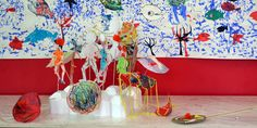 Playroom in the County Library in La Maddalena island, Sardinia, Italy. Curated by ARTincorpo/Stefania Missio