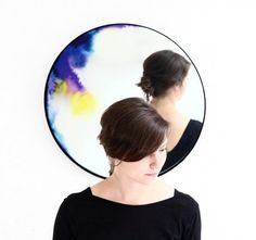 Petite Friture's Francis Water Color Mirrors