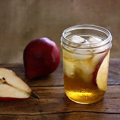 Swap out the soda for homemade ginger syrup to elevate your bourbon and ginger. >Click here for the recipe.