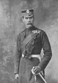 Lieutenant General Lord Methuen British commander at the Battle of Magersfontein on December 1899 Military Army, Military History, Black Week, Field Marshal, Armed Conflict, British Colonial, Cute Images, South Africa