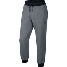 7207027f89e2 NIKE Nike Shoebox Cuff Men S Sweatpants Charcoal Grey Black 678558-065.   nike  cloth