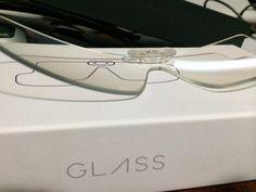 Google Glass Finally Getting Prescription Lenses #ZAGGdaily #GoogleGlass #prescriptionlenses